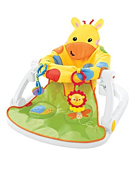 Fisher-Price Giraffe Sit-Me-Up Seat