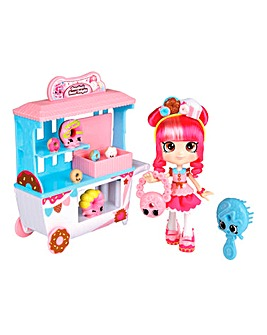 Shopkins Shoppies Donatina Donut Set