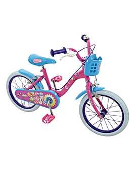 Shopkins 16in Bike with 6 Shopkins