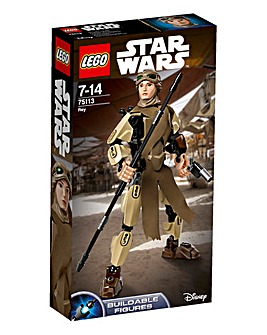 LEGO Star Wars Constraction - Rey