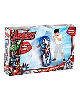 Marvel Avengers Captain America Bop Bag