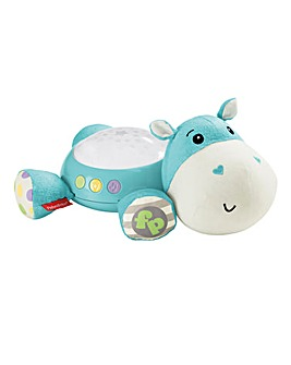 Fisher-Price Hippo Plush Projection