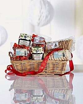 St.Kew White Willow Hamper