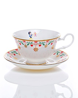 Snow White Cup and Saucer Set
