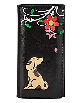 Dog Clutch Purse