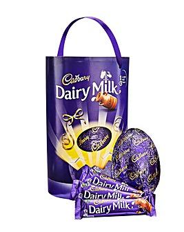 Dairy Milk Luxury Egg