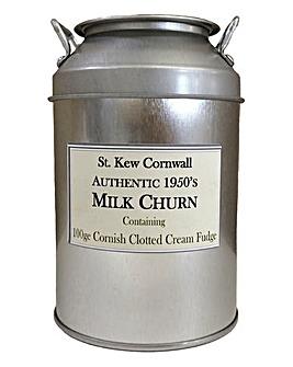 St. Kew Clotted Cream Fudge Churn