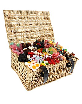 Personalised Gummy Delights Sweet Hamper
