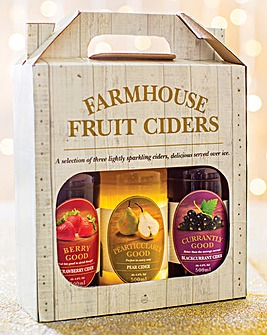 Cottage Delight Farmhouse Fruit Ciders