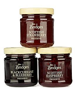 Mrs Bridge Preserves Collection