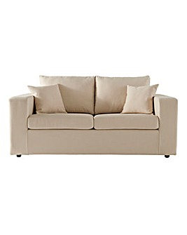 Alicante 3 Seater Metal Action Sofabed