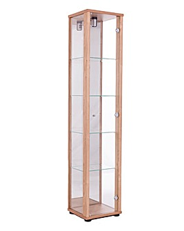 Single Glass Display Unit