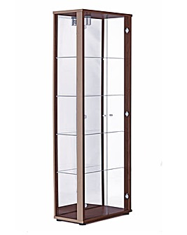 Double Glass Display Unit