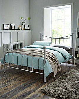 Lucy Double Bedstead - Quilted Mattress