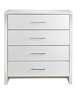 Luna 4-Drawer Chest