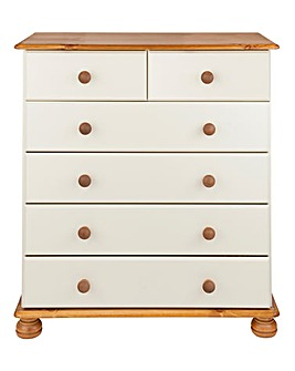 Stamford 4 + 2 Drawer Chest
