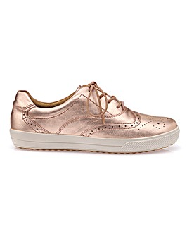 Hotter Piper Lace Up Shoe