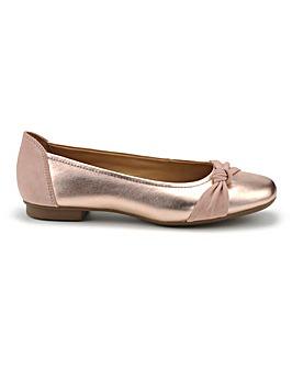 Hotter Sylvie Ballerina Shoe