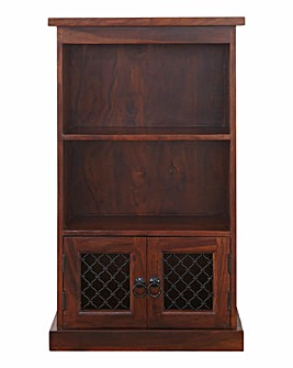 Jaipur Solid Sheesham Wood Display Unit