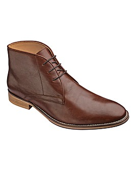Italian Classics Apron Boot