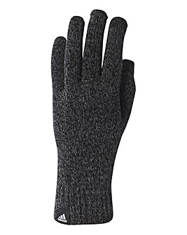 adidas Boys Knitted Gloves