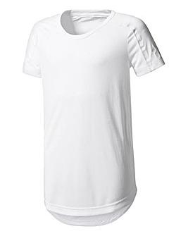 adidas Youth Girls Zone T-Shirt