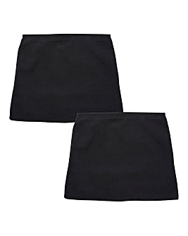 Girls Pack of Two Tube Skirts