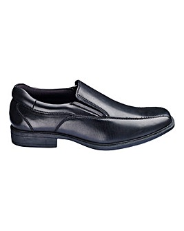 Formal Slip On Shoe Wide Fit
