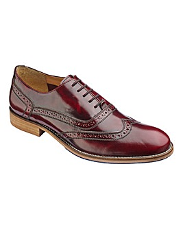 WILLIAMS & BROWN LONDON Hi Shine Brogue