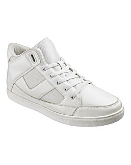 Jacamo Hi-Tops Extra Wide Fit