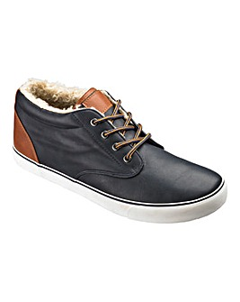 Jacamo Warmlined Mid Casual Pump