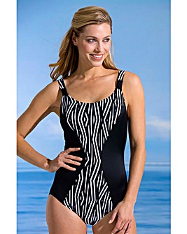 Miss Mary Graphic Print Swimsuit