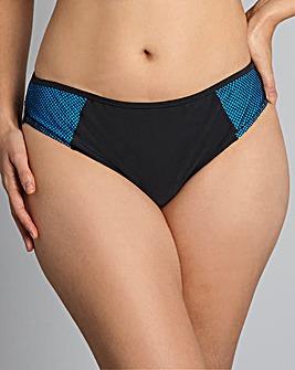 Simply Yours Mesh Bikini Bottoms