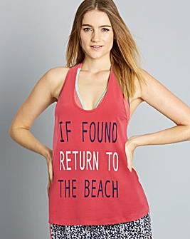 Simply Yours Beach Vest