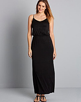 Simply Yours Strappy Maxi Dress