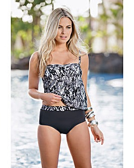Together Silver Sands Blouson Set