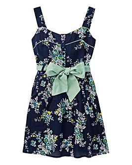 Joe Browns Girls Daisy Floral Dress
