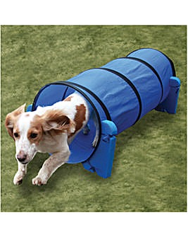 Small Dog Agility Tunnel