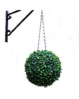 Artificial Topiary Boxwood Ball Chain
