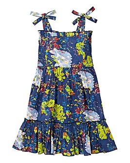 Joe Browns Girls Floral Frill Sundress