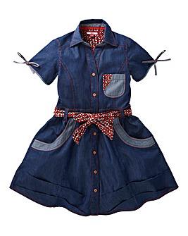 Joe Browns Girls Denim Dress