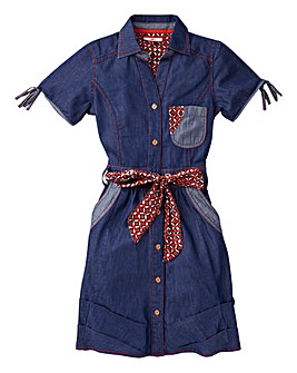 Joe Browns Girls Denim Dress