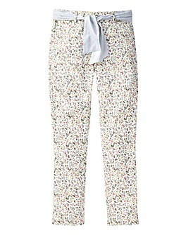 Joe Browns Girls Floral Skinny Jeans