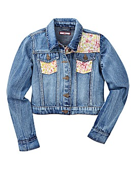 Joe Browns Girls Crop Denim Jacket
