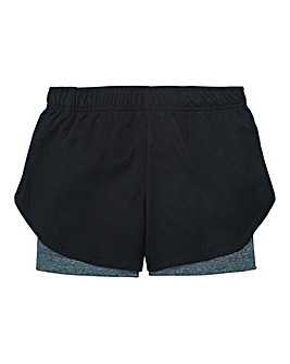 KD Active Layered Shorts