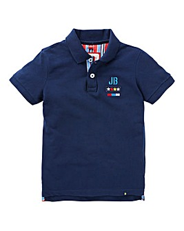 Joe Browns Boys Pique Polo Shirt
