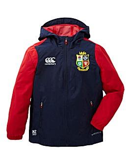 Canterbury Lions VapoShield Rain Jacket