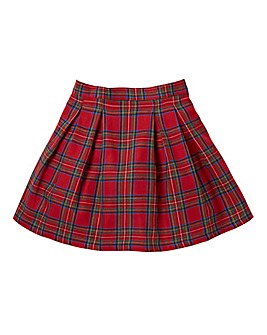 KD Girls Tartan Skirt