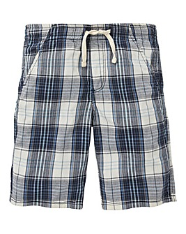 KD Boys Check Shorts