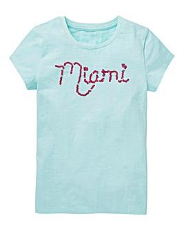 KD Girls Sequin T-Shirt